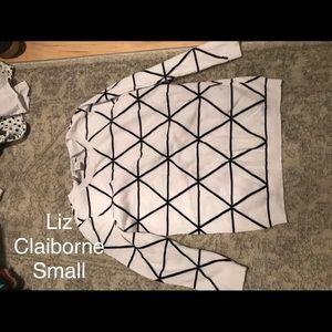 🔹NWOT Liz Claiborne sweater🔹